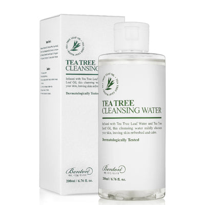 Benton Tea Tree Cleansing Water (200ml) - Skinspace