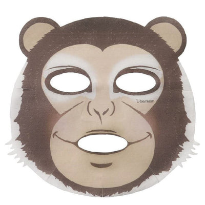 Berrisom Animal Sheet Mask - Monkey - Skinspace