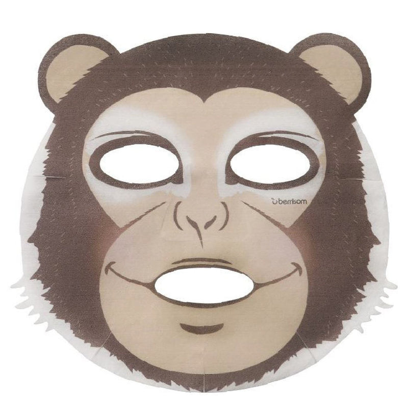 Berrisom Animal Sheet Mask (Monkey) Sheet Mask - Skinspace