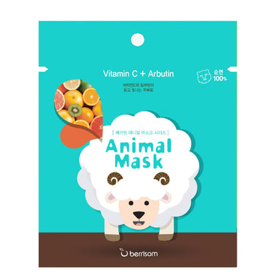 Berrisom Animal Sheet Mask - Sheep - Skinspace