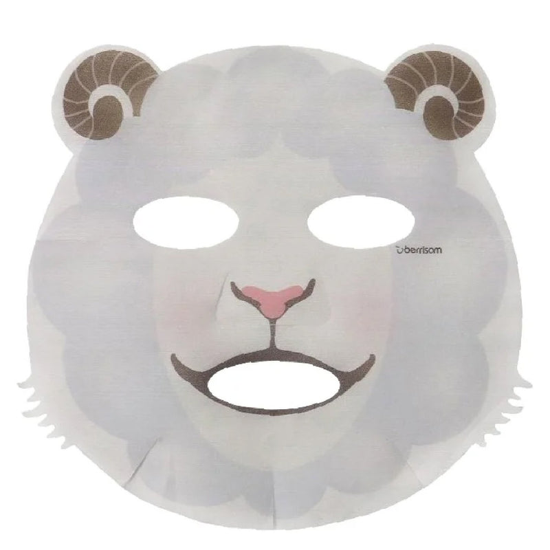 Animal Sheet Mask (Sheep) Sheet Mask Berrisom