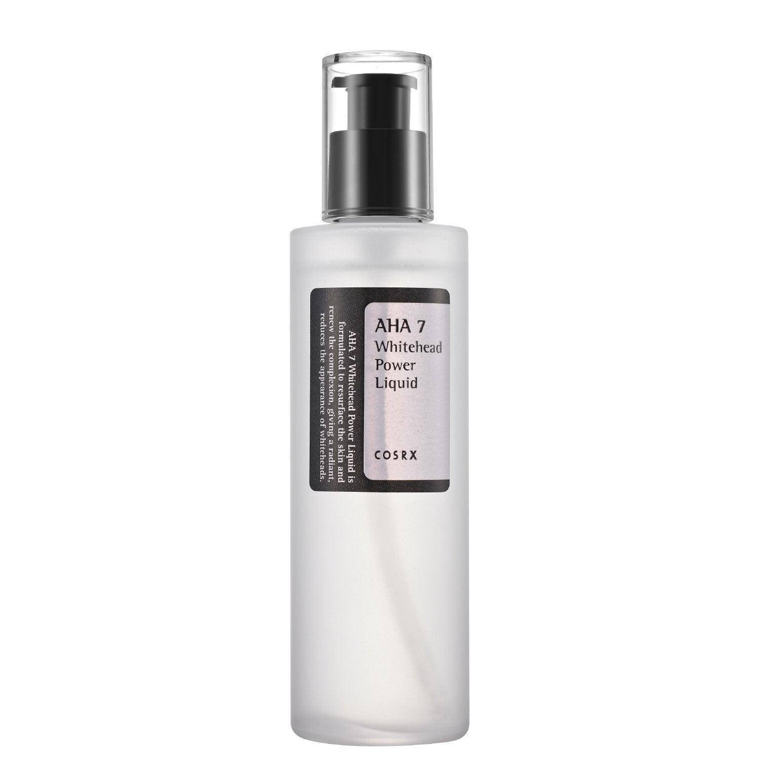 COSRX AHA 7 Whitehead Power Liquid (100ml) Toner - Skinspace