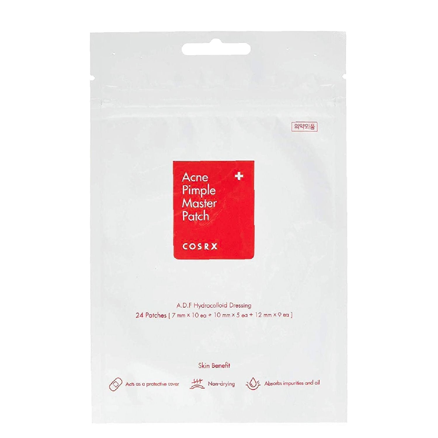 COSRX Acne Pimple Master Patch (24 patches) Spot Treatment - Skinspace