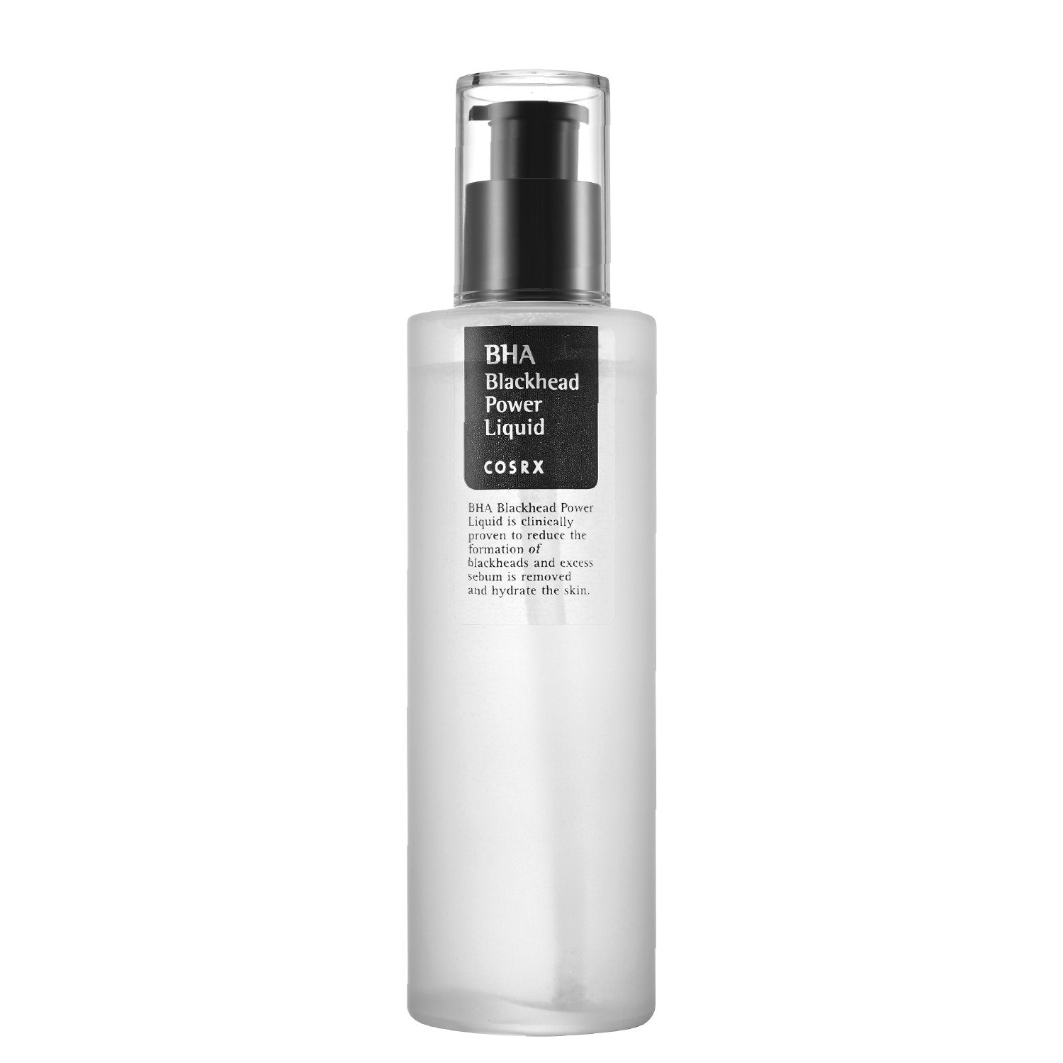 COSRX BHA Blackhead Power Liquid (100ml) Toner - Skinspace