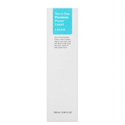 Two in One Poreless Power Liquid (100ml) Toner COSRX