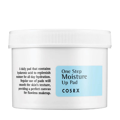 COSRX One Step Moisture Up Pad (70) - Skinspace