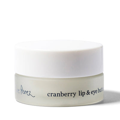 Ere Perez Cranberry Lip & Eye Butter (10g) Lips - Skinspace