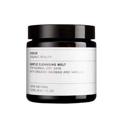 Evolve Gentle Cleansing Melt (120ml) Cleansing Balm - Skinspace