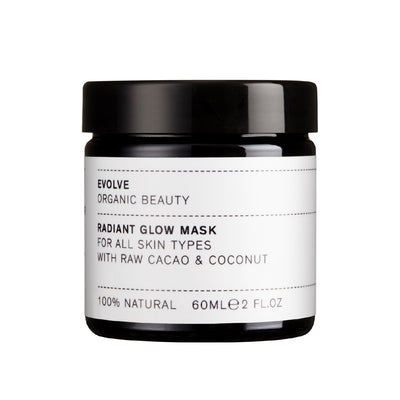 Evolve Radiant Glow Mask (60ml) - Skinspace