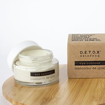Detox Skinfood Eye Contour (20ml) - Skinspace