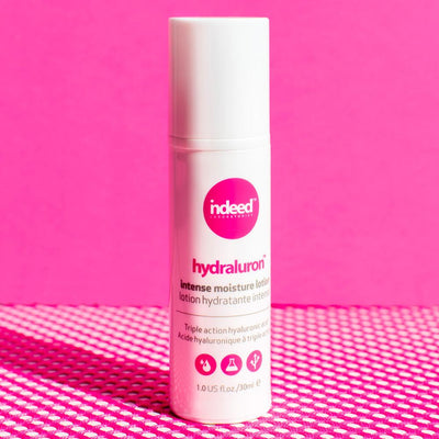 hydraluron™ intense moisture lotion (30ml) Moisturiser Indeed Labs