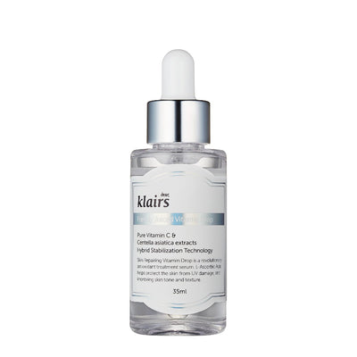 Klairs Freshly Juiced Vitamin Drop (35ml) Serum - Skinspace