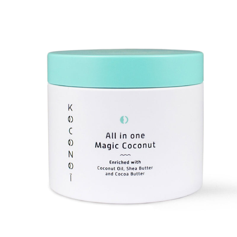 All In One Magic Coconut (250ml) Moisturiser Koconoi
