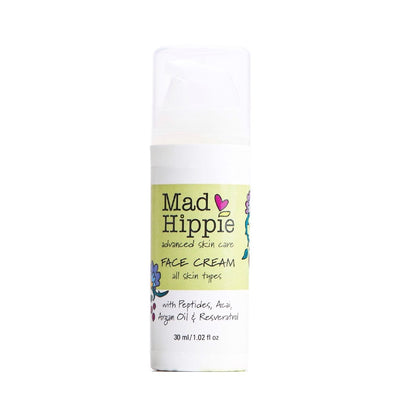 Mad Hippie Face Cream (30ml) Moisturiser - Skinspace