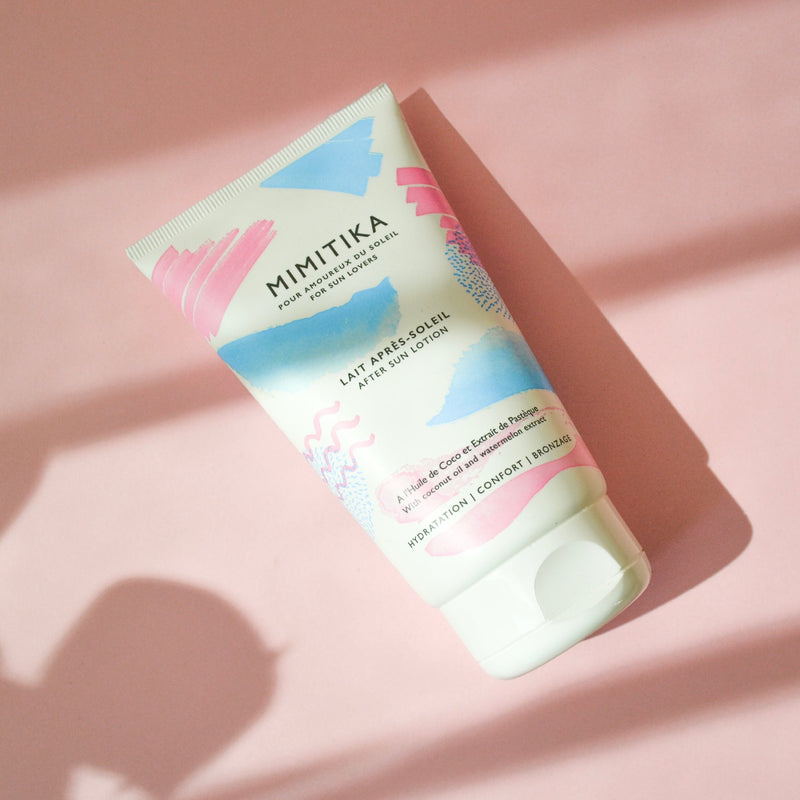Mimitika After Sun Lotion (150ml) Moisturiser - Skinspace