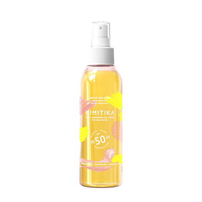 Sunscreen Body Oil SPF50 (150ml) Body SPF Mimitika