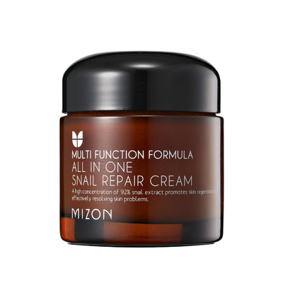 All-In-One Snail Repair Cream (75g) Moisturiser Mizon
