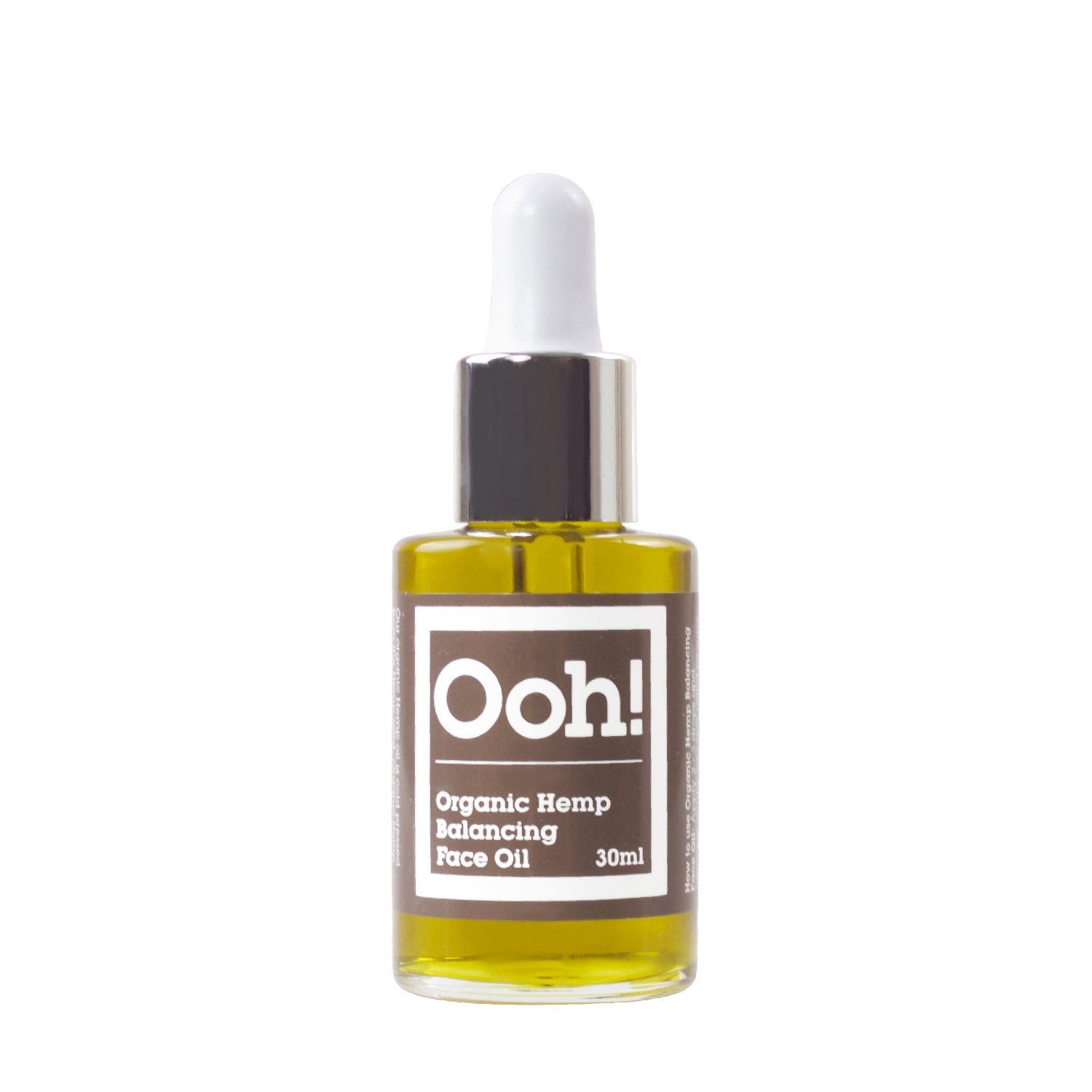Oils of Heaven Organic Hemp Oil  (30ml) - Skinspace