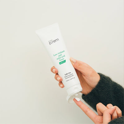 Make P:rem Safe Me. Relief Moisture Cleansing Foam (150ml) - Skinspace