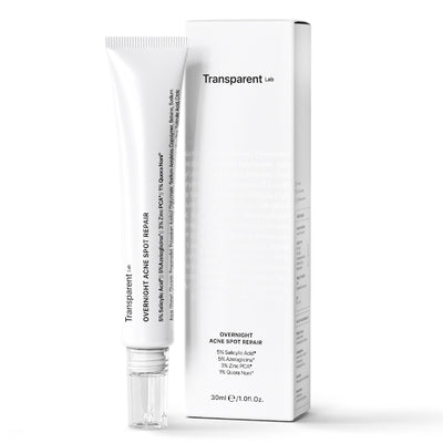 Overnight Acne Spot Repair (30ml) Specialist Treatment Transparent Lab