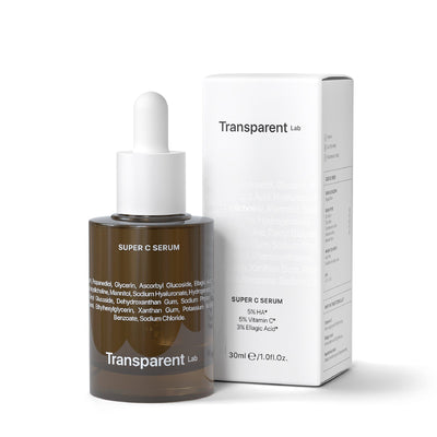 Super C Serum (30ml) Serum Transparent Lab