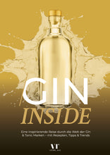 Laden Sie das Bild in den Galerie-Viewer, Gin Inside Buch Cover