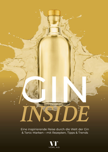 Gin Inside Buch Cover