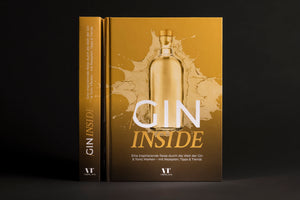 Gin Inside Buch Front