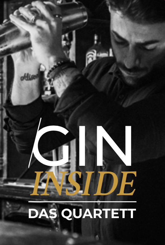 Gin Inside Quartett-Cover