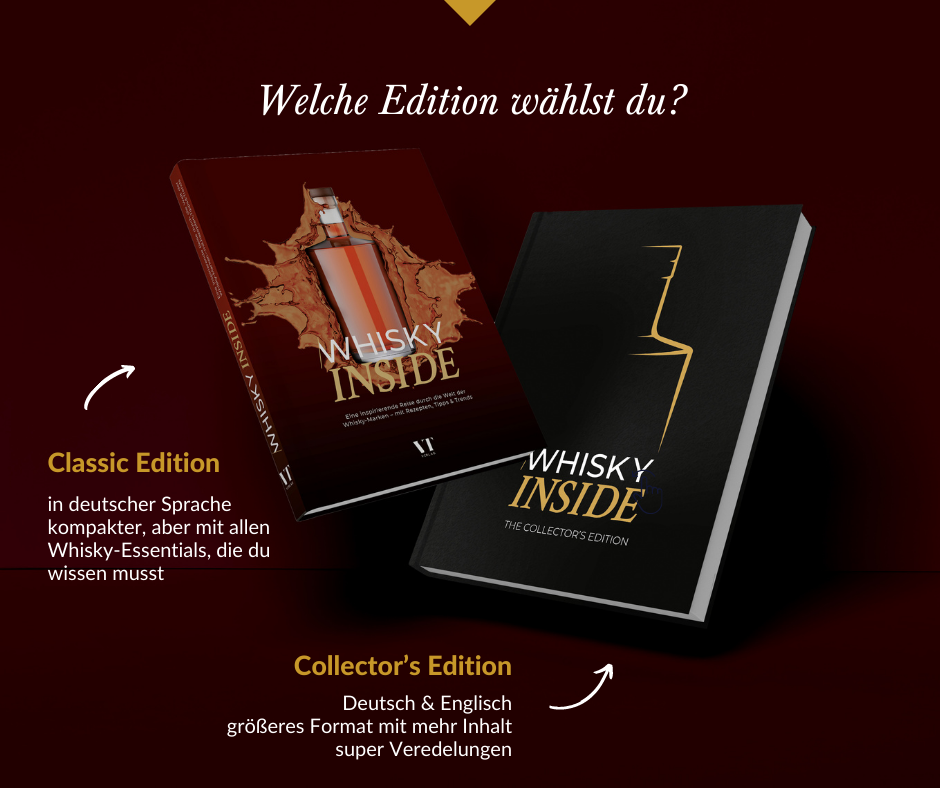 Whisky-Buch Mock-Up