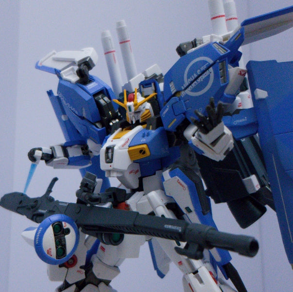 Pictorial Review: Hurricane Toys EX-S Mecha