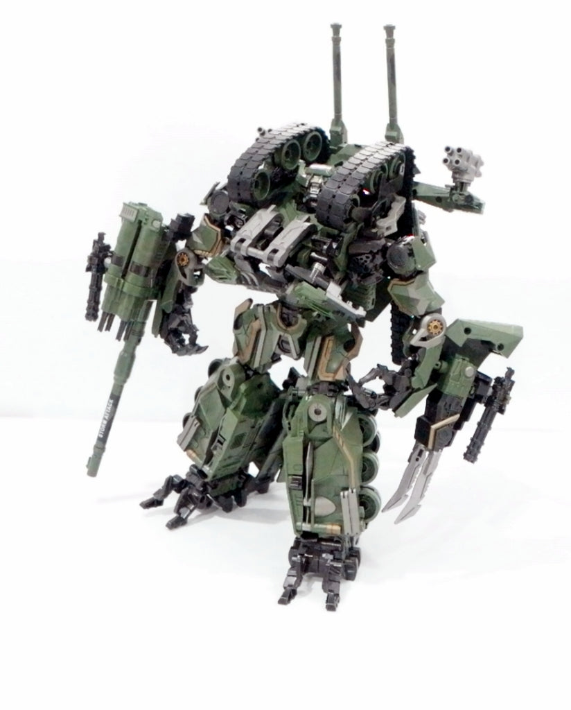 Pictorial Review: Weijiang APS-02 Armed Cannon (ROTF Brawl)