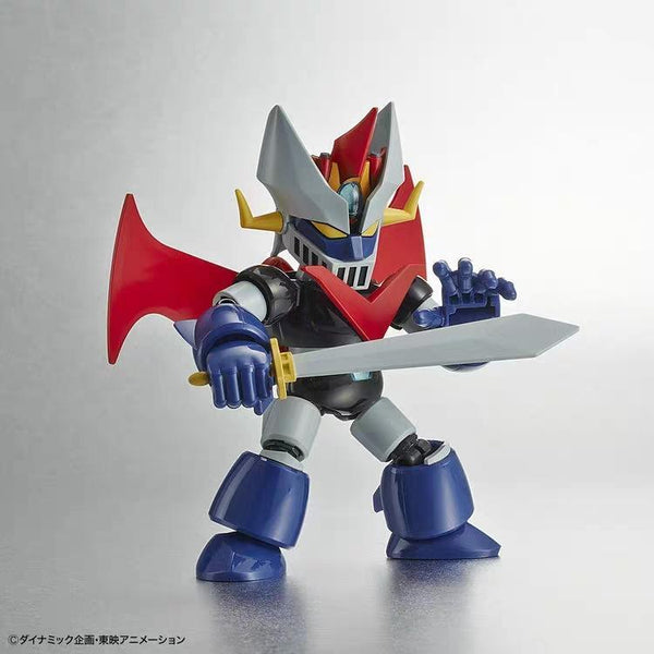 SDCS-GREAT-MAZINGER