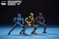 [Ready to Ship] Joytoy Dark Source Grasshopper Raider set (set of 3)