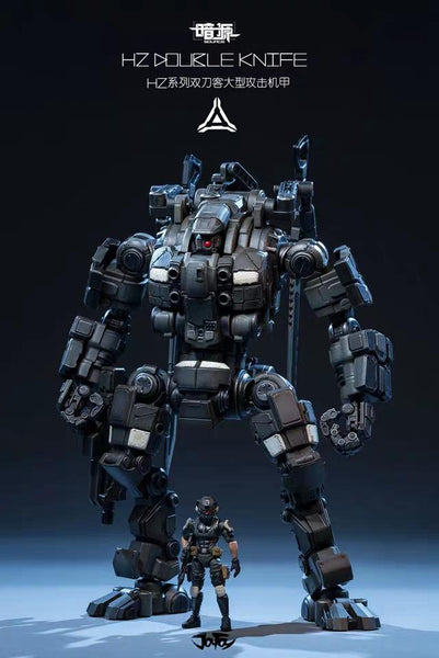 [In Stock] Joytoy HZ Double Knife mech