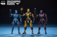[Indent] Joytoy Dark Source Grasshopper Raider set (set of 3) - Addicted2Anime Singapore