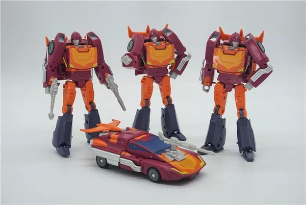 [Ready To Ship] Papa Toys PPT-04 Hot Rod