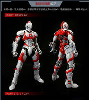 [READY TO SHIP] DIMENSION STUDIO ULTRAMAN SUIT MODEL KIT (Non Chrome version) - Addicted2Anime Singapore