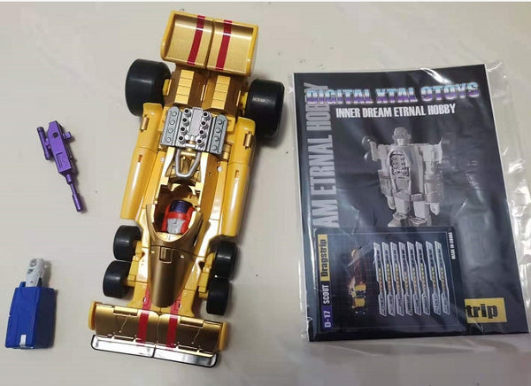 [Ready to Ship] DX9 D17 Giuliano - Addicted2Anime Singapore