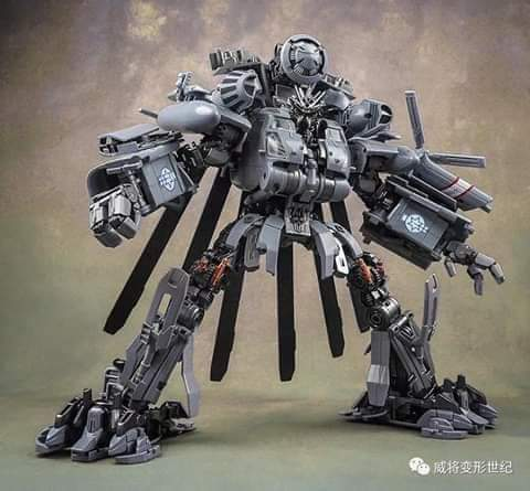 [Pre Order] Reissue: Weijiang Hide Shadow  with diorama (SS Blackout)