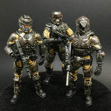 [Indent] Joytoy Dark Source Steel Ride Corps military Figures