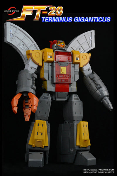 [READY TO SHIP] FANSTOYS FT-20A+B TERMINUS GIANTICUS (RE-RELEASE) - Addicted2Anime Singapore