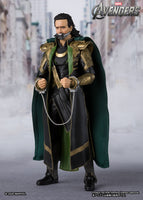 [Ready to Ship] SH Figuarts The Avengers Loki