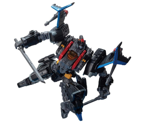 [Ready to Ship] DA-46 DIACLONE TRIVERS SHADOW JETER ( TakaraTomy TT Mall Exclusive )