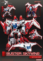 [IN STOCK] MAKETOYS MTCD-05 SKY BUSTER - Addicted2Anime Singapore