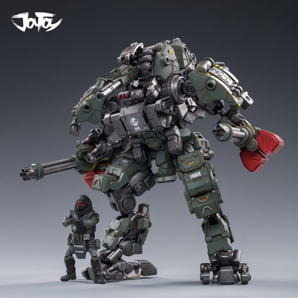[READY TO SHIP] JOYTOY STEEL BONE H05 HEAVY ARMS - Addicted2Anime Singapore