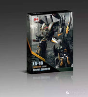 [READY TO SHIP] BLACK MAMBA BMB LS-10 STORM PIONEER - Addicted2Anime Singapore