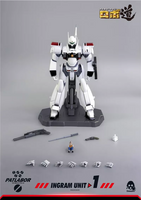 [Ready to Ship] THREEZERO 3A PATLABOR INGRAM UNIT 1 - Addicted2Anime Singapore