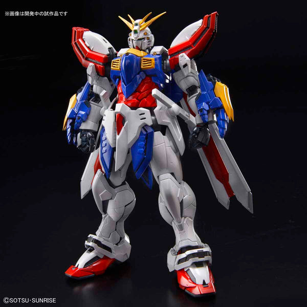 [READY TO SHIP] BANDAI HIRM GOD GUNDAM - Addicted2Anime Singapore