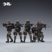 [Ready to Ship] Joytoy Field Force PLA CT Team